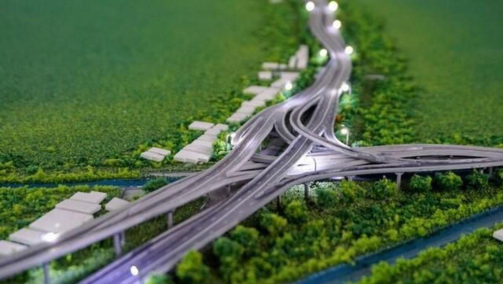 Diam-diam, Tol Bertingkat Terpanjang di RI Mulai Dibangun