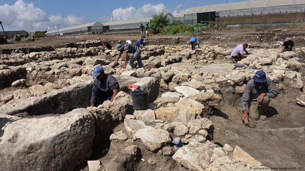 Kota New-York Zaman Perunggu Berusia 5000 Tahun Ditemukan di Israel