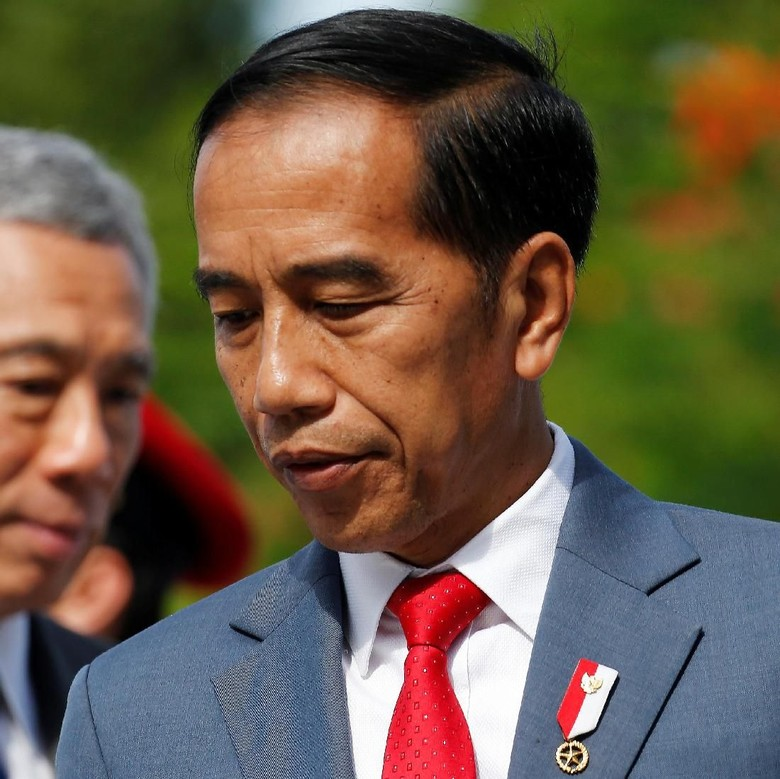 Urusan Jokowi di Singapura: Langit Indonesia Hingga Wisuda