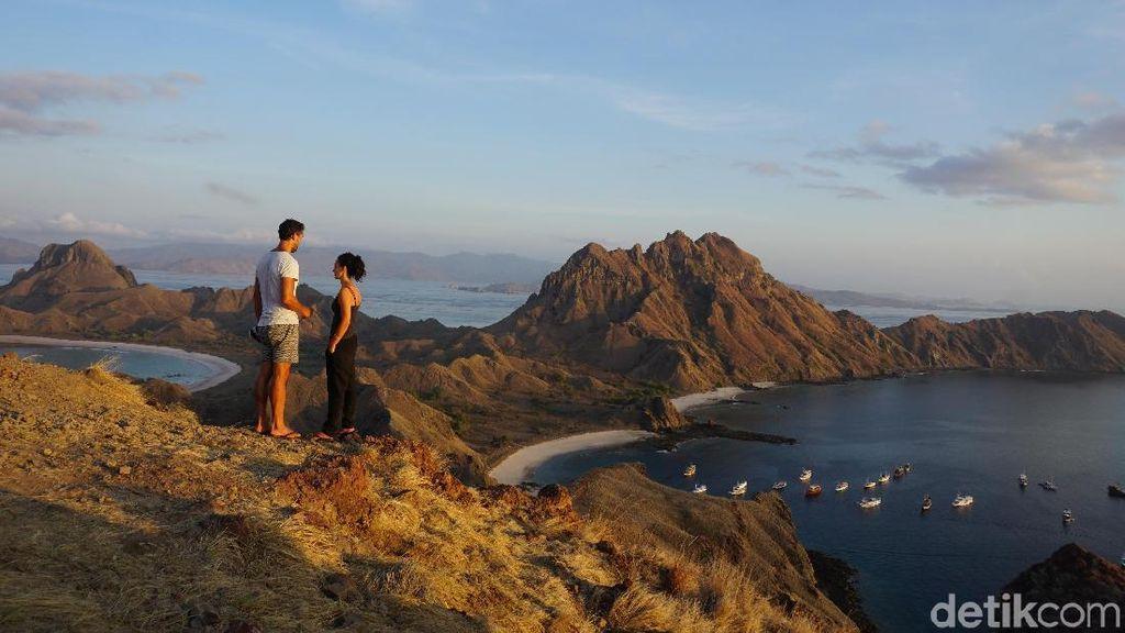 Ke Pulau Padar, Jangan Lupa Lakukan Dua Hal Ini