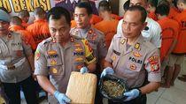 Operasi Nila di Kabupaten Bekasi, 35 Orang Pemakai-Pengedar Ditangkap Polisi