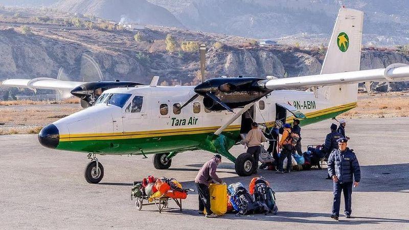 Dari total tujuh bintang, maskapai Tara Air asal Nepal hanya mendapat akumulasi satu bintang. Di masa lalu, maskapai ini tercatat pernah mengalami kecelakaan fatal tahun 2010 dan 2011 di Pegunungan Himalaya (Youtube)