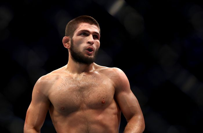 Khabib Nurmagomedov, Si Monster Bantingan (Getty Images)