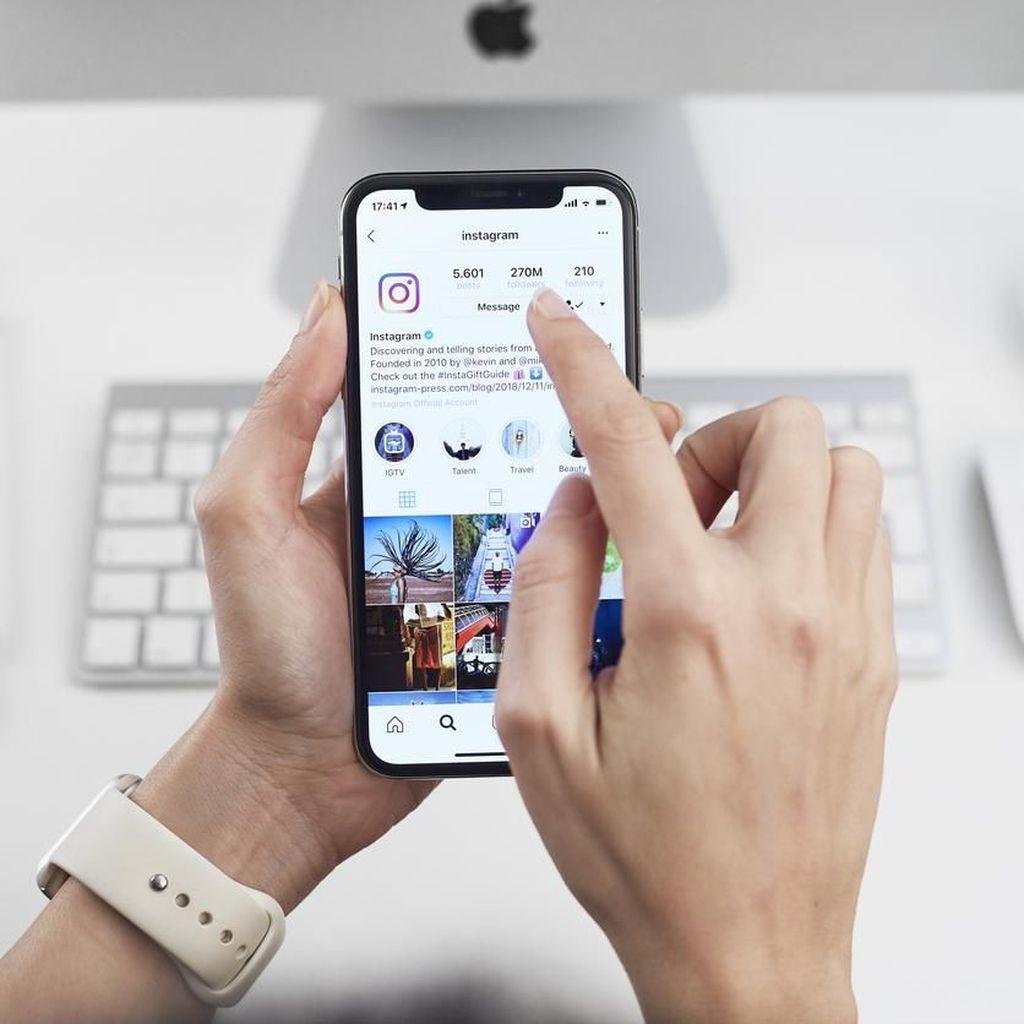 Awas! Pengguna iPhone dan Instagram Jadi Incaran Hacker