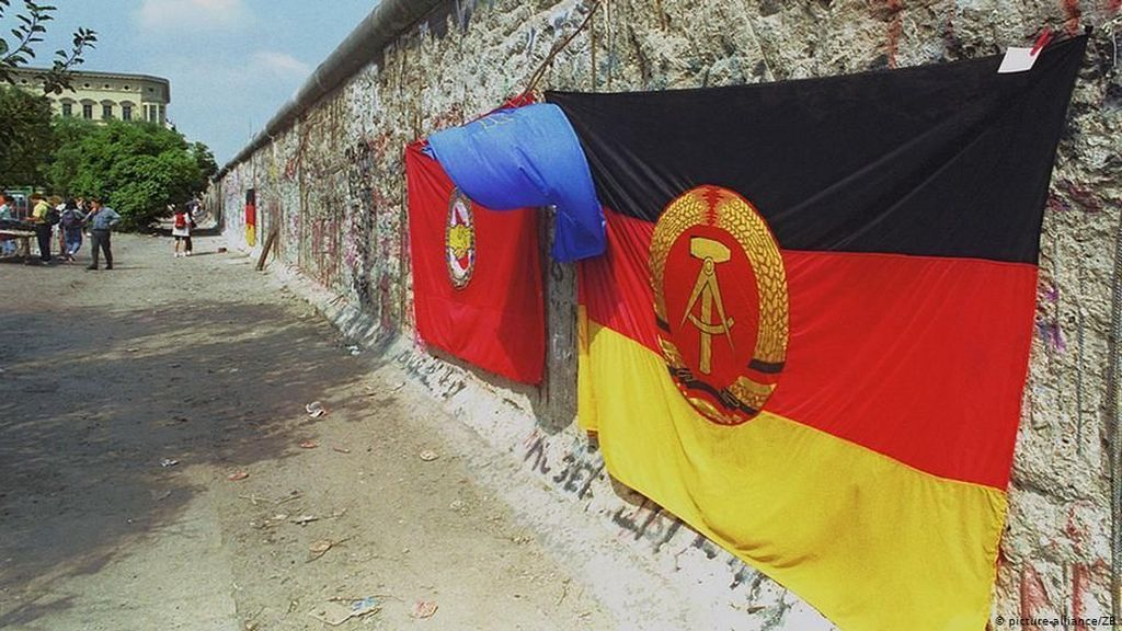 Republik Demokratik Jerman Timur, Sebuah Eksperimen Otoriter yang Gagal
