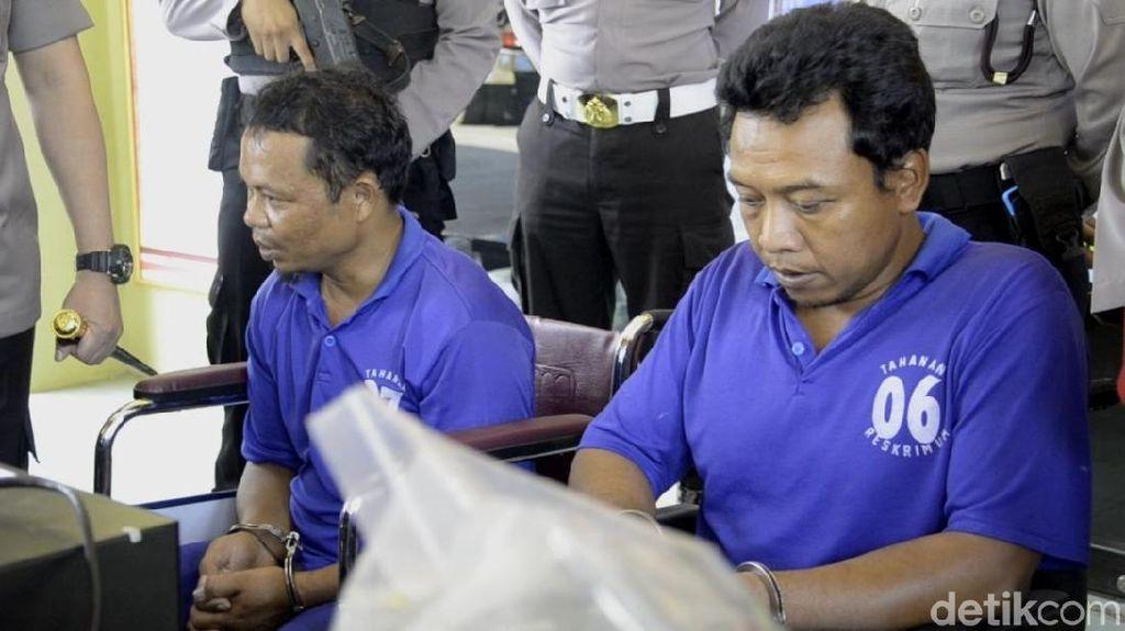 Bobol Belasan Minimarket di Pekalongan, 2 Residivis Ditangkap Polisi