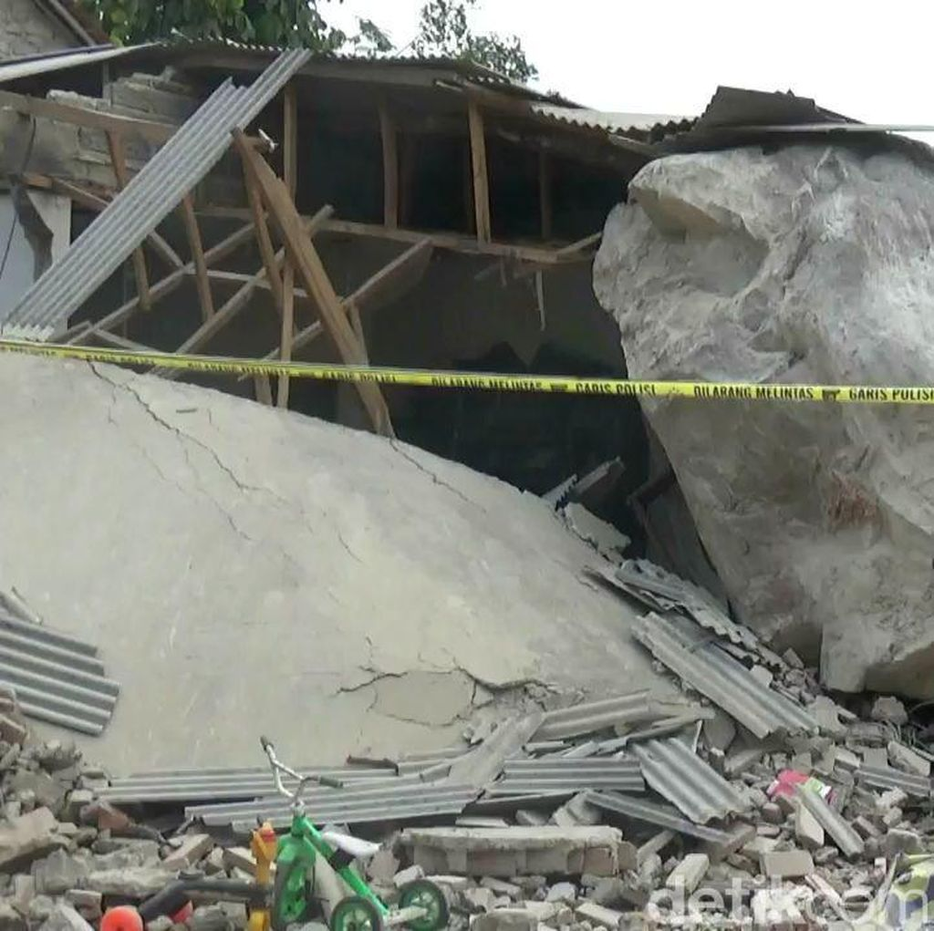 Pasca Hujan Batu, Pemprov Jabar Minta PT MSS Hentikan Operasi Tambang