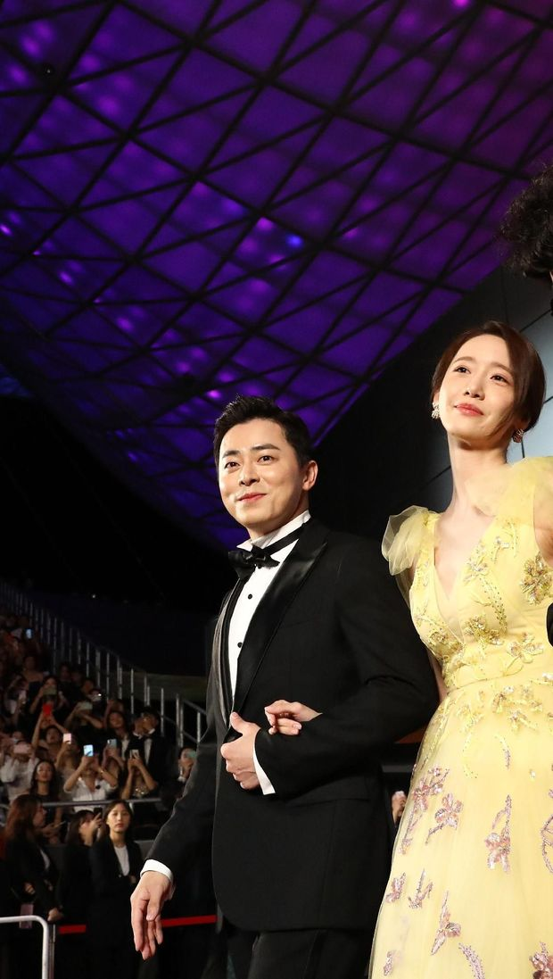 Yoona SNSD dan Jo Jung Suk di BIFF