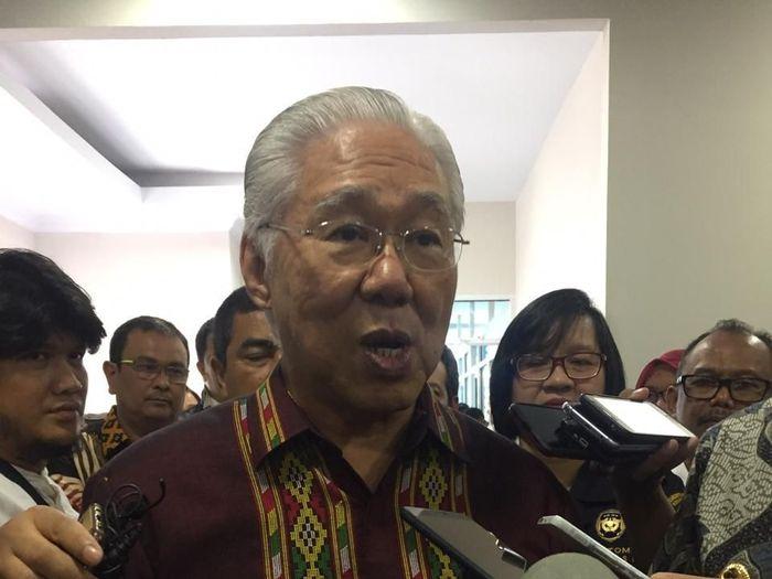 Menteri Perdagangan/Foto: Khairul Ikhwan Damanik/detikcom