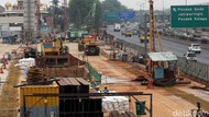 Penampakan Terkini Proyek Terowongan Kereta Cepat di Jatiwaringin