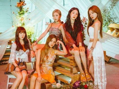 3 Tahun Tak Makan Nasi, Begini Penampilan Personel Girlband K-pop Laboum