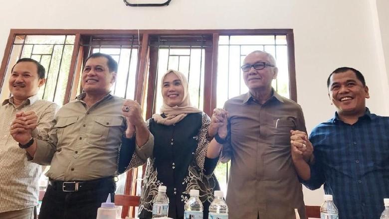 Golkar Tegaskan Tak Terlambat Serahkan SK Tunjuk Andi Ina Ketua DPRD Sulsel