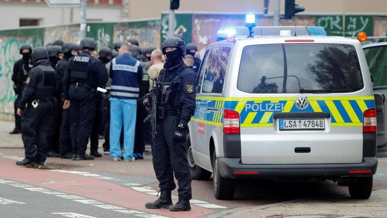 Terjadi Penembakan di Depan Sinagog di Jerman, 2 Orang Tewas