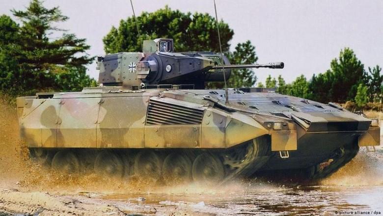 Izin Ekspor Senjata Jerman Kembali Catat Angka Tertinggi