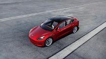 Detik-detik Tesla Tabrak Truk Terguling di Tengah Tol, Fitur Keselamatan Diduga Gagal