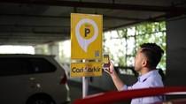 Cari Parkiran di Bandara Soetta Pakai Aplikasi, Begini Caranya