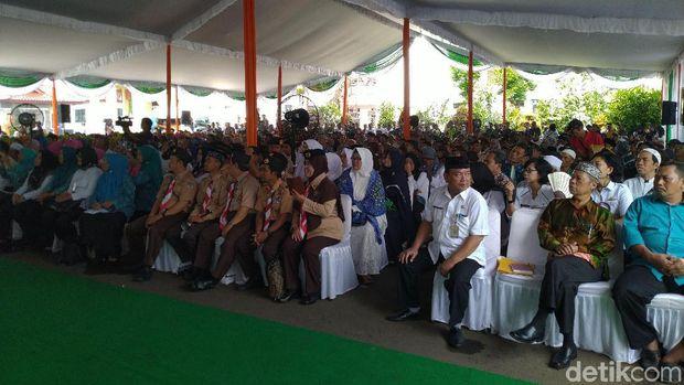 Sosialisasi 'Rebo Keliling' Pemkab Bogor.