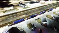 Alasan Kereta LRT Dikirim Lewat Jalan Tol