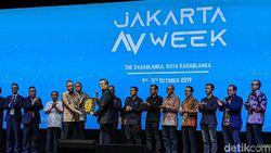 Jakarta AV Week 2019, Ajang Unjuk Gigi Audio Visual Mutakhir
