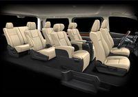 Toyota GranAce, MPV Mewah Lebih Bongsor dari Alphard