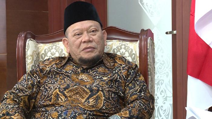 Ketua DPD RI La Nyallah M Mattaliti