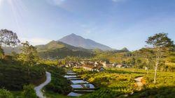 Around Mt.Cikuray, West Java