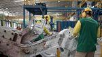 Pabrik Ini Bakal Penuhi Kebutuhan Baja Ringan di Indonesia