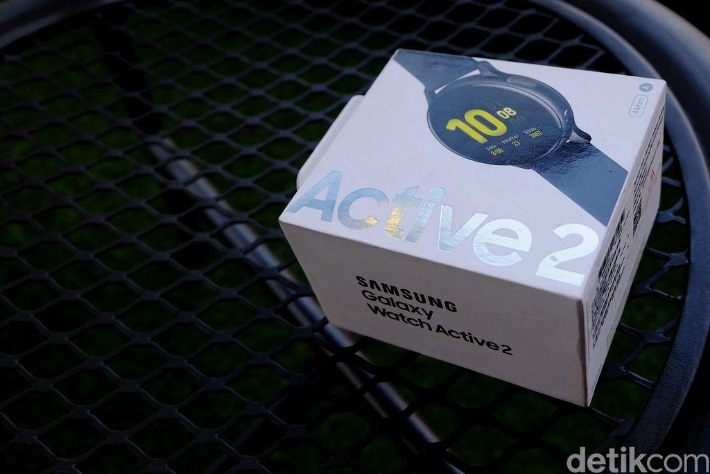 Pasar smartwatch berkembang pesat, dan kami di Samsung sangat bersemangat untuk terus memperluas kehadiran kami dengan inovasi yang visioner, klaim Denny Galant, Head of Product Marketing IT & Mobile, Samsung Electronics Indonesia dalam keterangannya. (Foto: Muhammad Ridho/detikcom)
