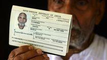 Gegara Usia, Paspor Pria Ini Bikin Petugas Bandara Tercengang