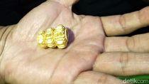Tim Arkeolog Temukan Emas di Lokasi Penemuan Harta Karun Sriwijaya