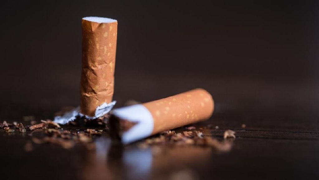 Satu Lagi Bahaya Merokok, Sebabkan Depresi dan Gangguan Kejiwaan