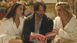 Sinopsis Knock Knock, Film Thriller Erotis Keanu Reeves dan Ana de Armas