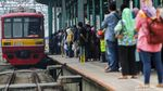 Jeroan Stasiun Manggarai yang Bakal Gantikan Gambir