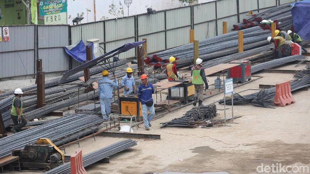 Pekerja dan Tamu KCIC Wajib Jalani Pemeriksaan, Cegah Wabah Corona