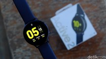 Unboxing Galaxy Watch Active2