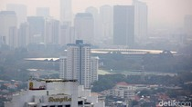 Pemprov DKI: Kualitas Udara Membaik, Tak Terlepas dari Kebijakan WFH