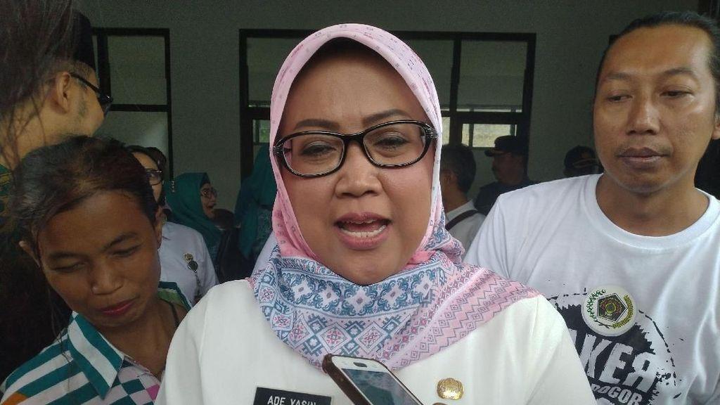 Bupati Bogor Ancam Pabrik Jerat Pencemar Sungai Cileungsi Pakai UU LH