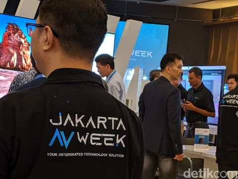 Jakarta AV Week 2019, Ajang Edukasi Audio Visual Termutakhir