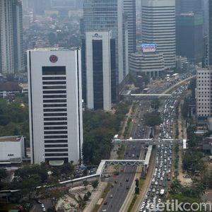 Air Laut Sudah Sampai Monas, Kapan Jakarta Tenggelam?