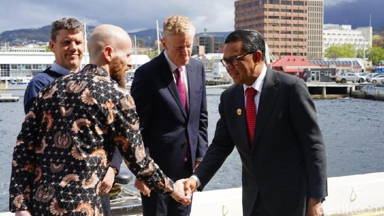 Kunker ke Australia Disoal DPRD, Gubernur Sulsel: Ke Depan Legislatif Ikut