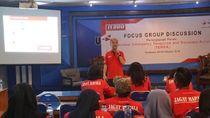 Asah Rasa Empati, Telkomsel Latih Mahasiswa dan Relawan Hadapi Bencana