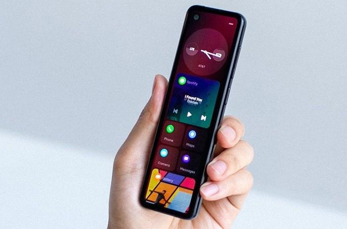 Ponsel baru Essential. Foto: Essential