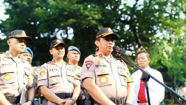 Jelang Pelantikan Presiden, Kapolda Metro Imbau Intelijen Lakukan Deteksi Dini