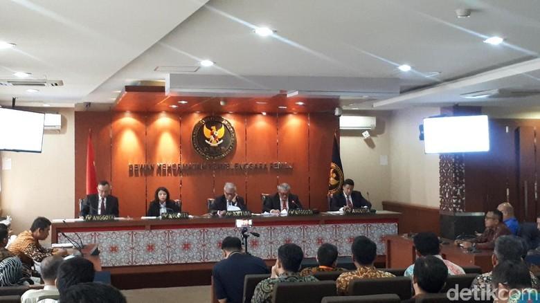 DKPP Gelar Sidang Soal Geger Surat Suara Tercoblos di Malaysia