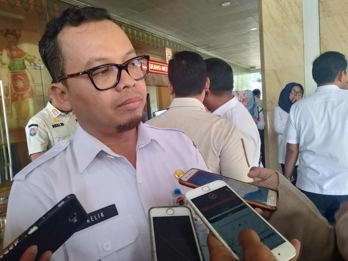Kepala Dinas Perumahan Rakyat dan Kawasan Pemukiman (DPRKP) Kelik Indriyanto (Foto: Arief/detikcom)