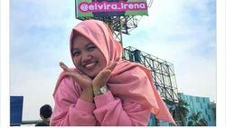 Dari Bekasi, Cewek Ini Viral Pasang Baliho Ingin Bertemu Idola KPop
