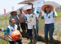 Menyongsong Pertanian 4.0, BNI Ajak Petani Terapkan Smartfarming