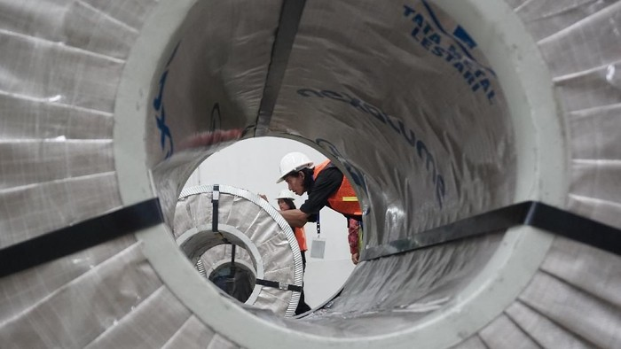 Meningkatnya kebutuhan baja lapis alumunium seng (BJLAS) membuat PT Tata Metal Lestari diminta untuk memenuhi kebutuhan itu.
