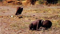 Kelaparan hingga Bunuh Diri, Kisah di Balik Foto Anak Paling Terkenal di Dunia