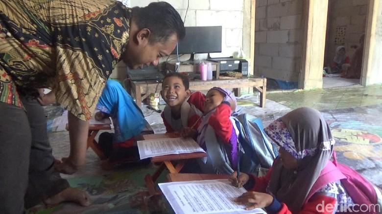 Menyapa Joko Murtanto, Difabel Pendiri PAUD untuk Kalangan Miskin